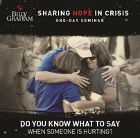 Sharing Hope in Crisis Seminar