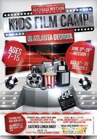 KIDS FILM CAMP WITH EMMY AWARD WINNER