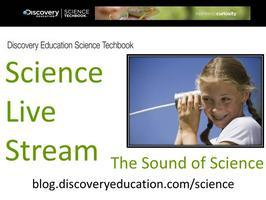 May Science Live Stream: The Sound of Science