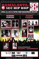 BamaLanta: SEC Hip Hop Concert