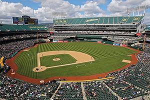 Columbia Univ NorCal: Oakland A's/ NY Yankees