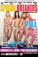 Spring Breaker Movie Release Party (Spring Break Party)