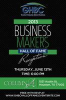 Business Makers Hall of Fame Reception