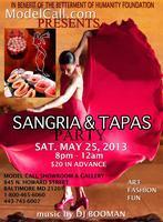 Sangria & Tapas Party