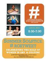 Summer Solstice #RoxTweet