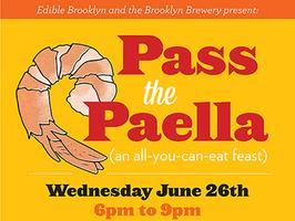 Pass the Paella!