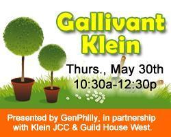 Garden Gallivant @ Klein JCC