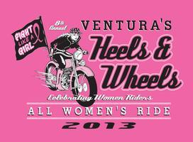 Heels & Wheels 2013