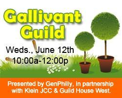 Garden Gallivant @ Guild House West