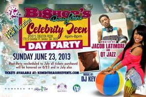 KENEDI TREASURE CELEBRITY TEEN DAY  PARTY Hosted By Jac...