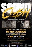 Soundclash Beat Battle w/ Lil Dee God's Gift and...