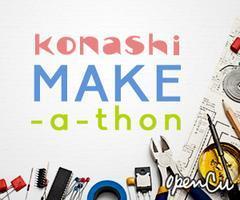 Konashi Make-a-thon