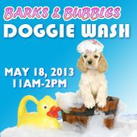 Bark and Bubble Doggie Wash