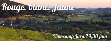 #Vinocamp Jura