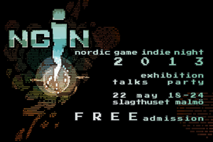 Nordic Game Indie Night