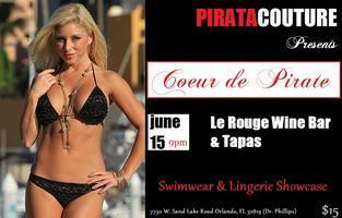 Pirate Couture's presents Cœur de pirate <3 ( Heart of...