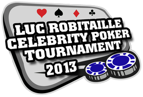 LUC ROBITAILLE CELEBRITY POKER-LOS ANGELES