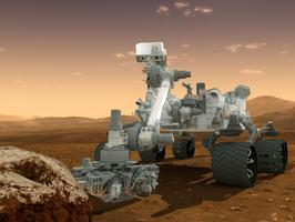 Roving on Mars: The Journey of Curiosity