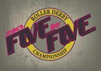 5x5 Roller Derby Championship Round 5 @ BMRDL