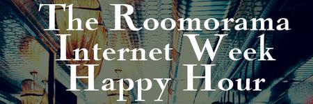 The Roomorama Internet Week Happy Hour