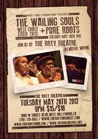 Wailing Souls + Pure Roots live in Hollywood, Ca @ The...