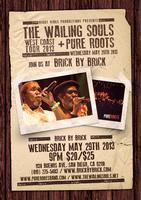 The Wailing Souls + Pure Roots live in San Diego, Ca @...