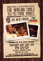 Wailing Souls + Pure Roots live in Oakland, Ca @ The...