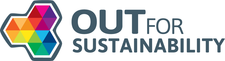OUT for Sustainability logo
