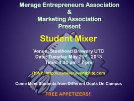 UCI Student Mixer