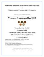 Veterans Awareness Day 2013