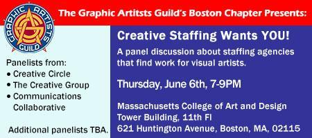 Creative Staffing Wants YOU!