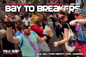 PARTYROBOT presents BAY TO BREAKERS AFTER PARTY!