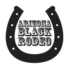 Arizona Black Rodeo Association logo