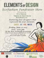 Elements of Design:  EcoFashion Fundraiser Show