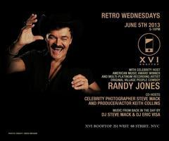 Retro Wednesdays After Work Cocktail Party with Randy J...