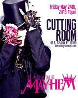 Madam Mayhem Live at the Cutting Room