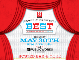 "SF Weekly's ""Best of 2013"" Party 