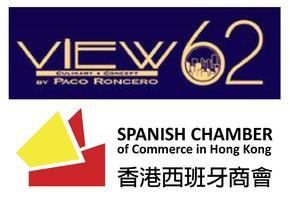 Spanish Chamber's Happy Hour at View 62 by Paco Roncero
