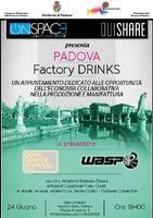 OuiShare DRINK PADOVA @onspace