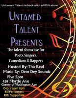 Untamed Talent Presents: The Showcase