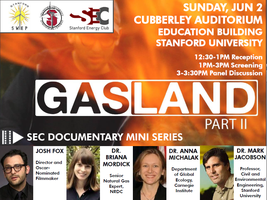 Gasland II Pre-Premiere Screening and Panel Discussion...