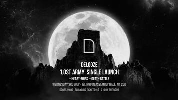 DeLooze - 'Lost Army' Single Launch (Support from...