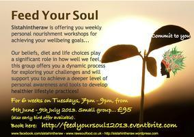 Feed Your Soul Holistic Personal Nourishment