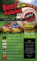 """ABW: Asheville Tourists & Bruisin' Ales present """"Beer..."""