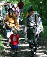 Take a Hike with us this summer at Roosevelt-Vanderbilt...