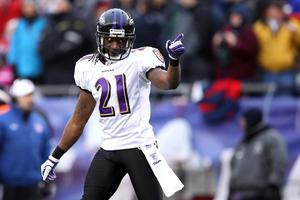 Baltimore Ravens Lardarius Webb Signing at Adams Jeep o...