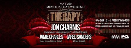 Sunday Therapy feat. Jon Charnis (Innervisions, No.19,...