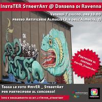 InstaTER StreetArt a Ravenna
