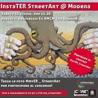 InstaTER StreetArt a Modena
