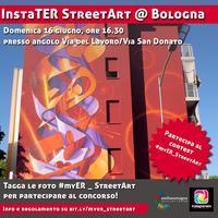 InstaTER StreetArt a Bologna